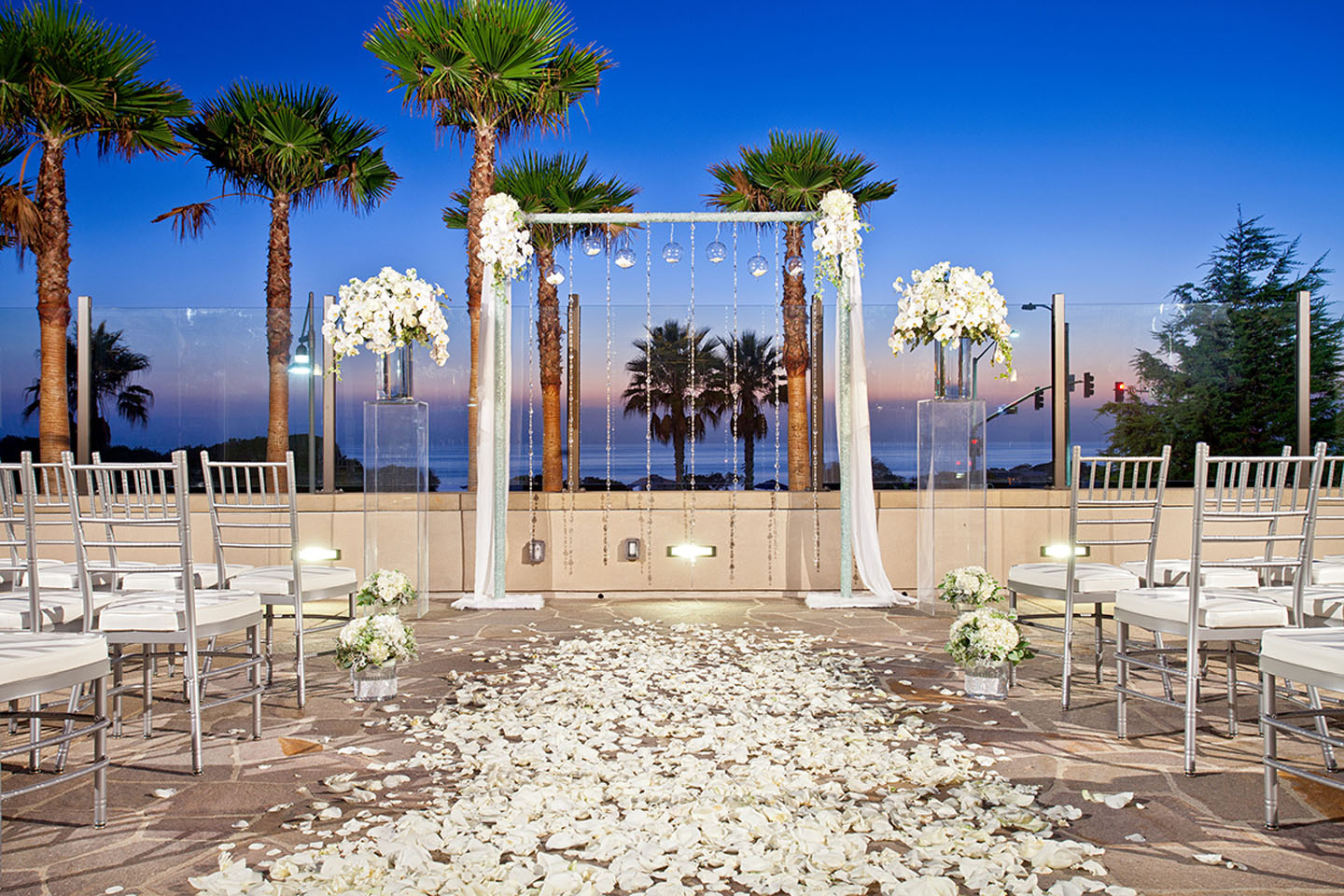 Outdoor Wedding Venue In Carlsbad