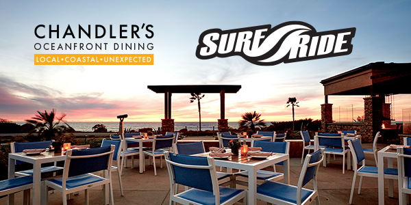 Surf Ride & Chandler's Carlsbad