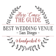 HCTG's Best Wedding Venue Award