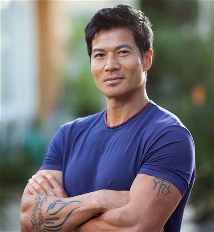 minh nguyen personal trainer, fitness and nutrition expert