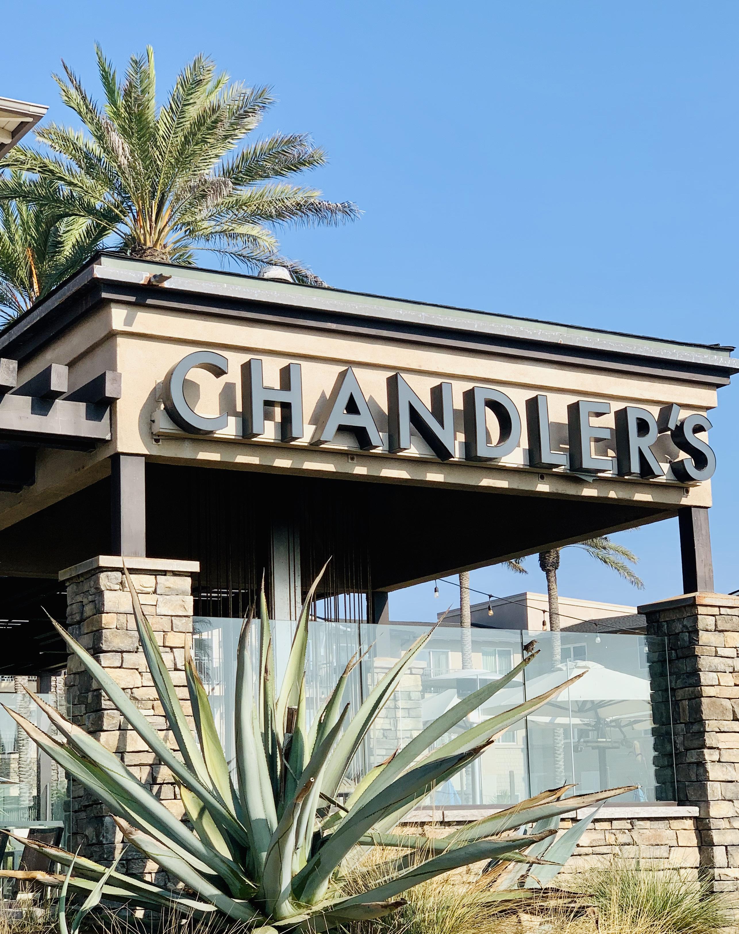 Chandler's Restaurant at Cape Rey