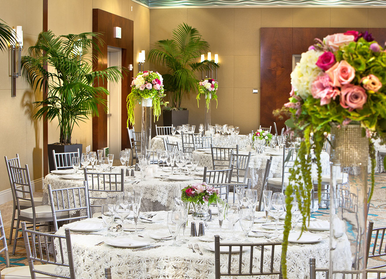 Wedding reception venue in San Diego